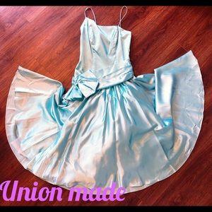 1950,s union made dress
